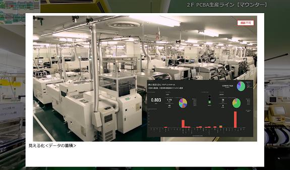 画像:360°VRコンテンツは拡大表示できるので、システム画面など細かな部分までご覧いただけます。