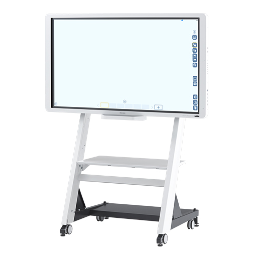 画像:RICOH Interactive Whiteboard (電子黒板)