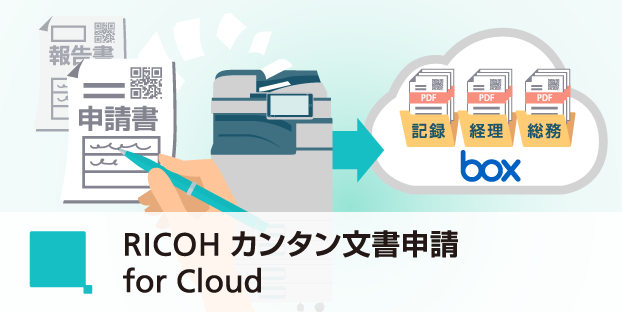 RICOH カンタン文書申請 for Cloud